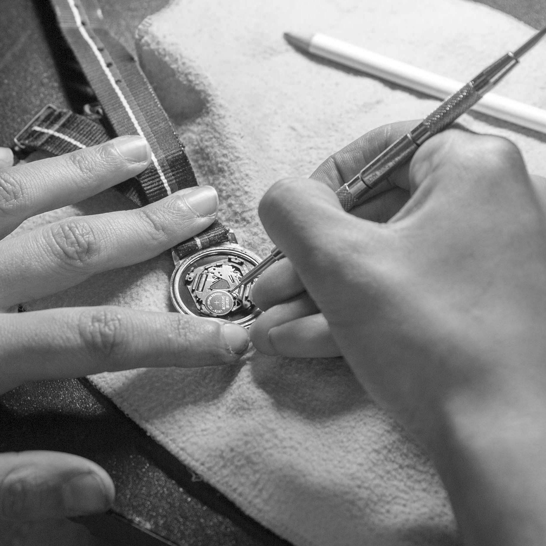 Het Juweel horlogerie